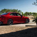 Alfa Romeo Giulia Quadrifoglio US-specs - rear