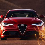 Alfa Romeo Giulia Quadrifoglio US-specs - frontal