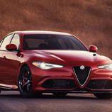 Alfa Romeo Giulia Quadrifoglio US-specs - morro