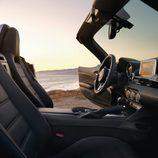 Fiat 124 Spider - interior