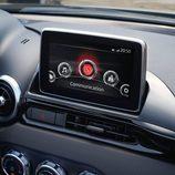 Fiat 124 Spider - pantalla