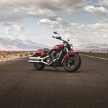 Indian Scout Sixty - lateral