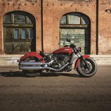Indian Scout Sixty - side
