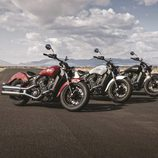 Indian Scout Sixty - colores