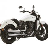 Indian Scout Sixty - trasera