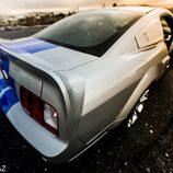 Ford Mustang Saleen - vista trasera