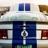 Ford Mustang Saleen - trasera