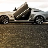 Ford Mustang Saleen - lateral