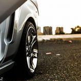 Ford Mustang Saleen - llantas traseras