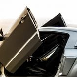Ford Mustang Saleen - puertas arriba