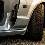 Ford Mustang Saleen - detalle puertas verticales