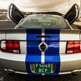 Ford Mustang Saleen - back