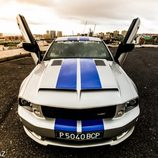 Ford Mustang Saleen - frontal