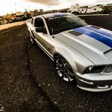 Ford Mustang Saleen - delantera