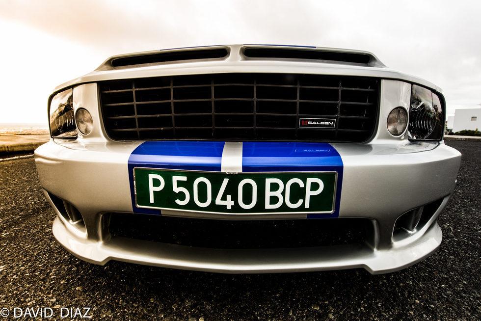 Ford Mustang V Saleen