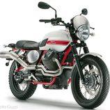 Moto Guzzi V7 II Stornello - delantera