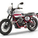 Moto Guzzi V7 II Stornello - frontal