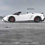 Lamborghini Gallardo LP570-4 Spyder Performante - lateral