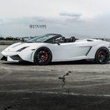 Lamborghini Gallardo LP570-4 Spyder Performante - detail