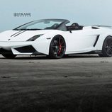 Lamborghini Gallardo LP570-4 Spyder Performante - frontal