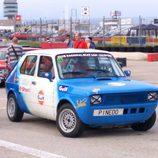 Jarama puertas abiertas 2015 - SEAT 127 competición