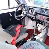 Jarama puertas abiertas 2015 - SEAT 127 interior