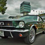 Jarama puertas abiertas 2015 - Mustang