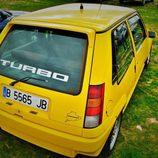 Jarama puertas abiertas 2015 - Renault 5 Turbo