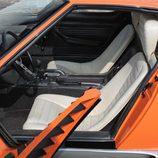 Lamborghini Miura P400 The Italian Job - interior