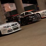 2015 ROC London - NASCAR
