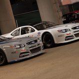 2015 ROC London - autos NASCAR