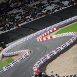 2015 ROC London - KTM en la zona de las 'eses'