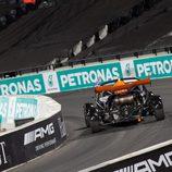 2015 ROC London - deportivo KTM