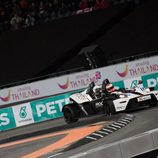 2015 ROC London - deportivo KTM blanco