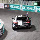 2015 ROC London - Mercedes AMG GT rear