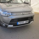 Expoelectric 2015 - Mitsubishi Outlander Phev frontal