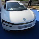 Volkswagen XL1 parte delantera