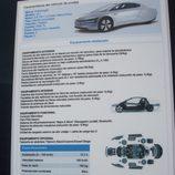 Volkswagen XL1 características