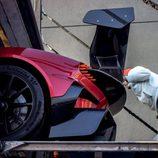 Aston Martin Vulcan - detalle alerón