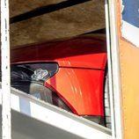 Aston Martin Vulcan - detalle frontal