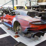 Aston Martin Vulcan - artesanal
