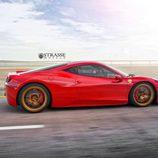 Ferrari 458 Italia Strasse Wheels - rear