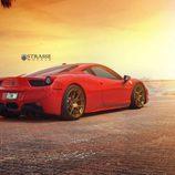 Ferrari 458 Italia Strasse Wheels - trasera