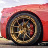 Ferrari 458 Italia Strasse Wheels - llanta trasera