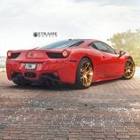 Ferrari 458 Italia Strasse Wheels - back