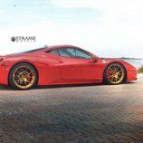 Ferrari 458 Italia Strasse Wheels - side