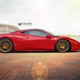 Ferrari 458 Italia Strasse Wheels - lateral