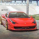 Ferrari 458 Italia Strasse Wheels - front