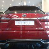 Lexus RX 450h - rear