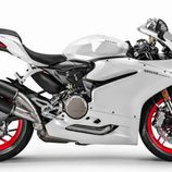 Ducati 959 Panigale 2016 - white side